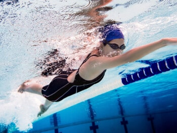 how to swim freestyle faster