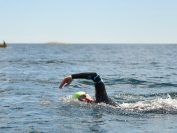 10 reasons why open water swimming rocks