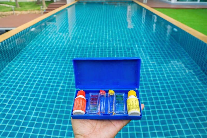 common pool chemicals