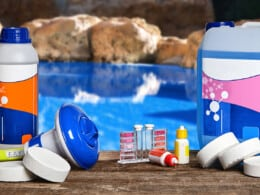 how to balance pool chemicals