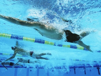 improve ankle flexibility for swimming