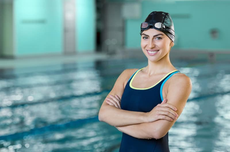 nice swimmer